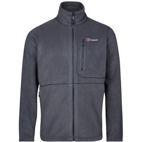 Berghaus Activity PolarTec InterActive Chaqueta Hombre, carbon